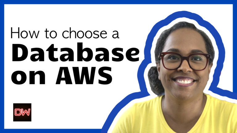 How to choose a database on AWS